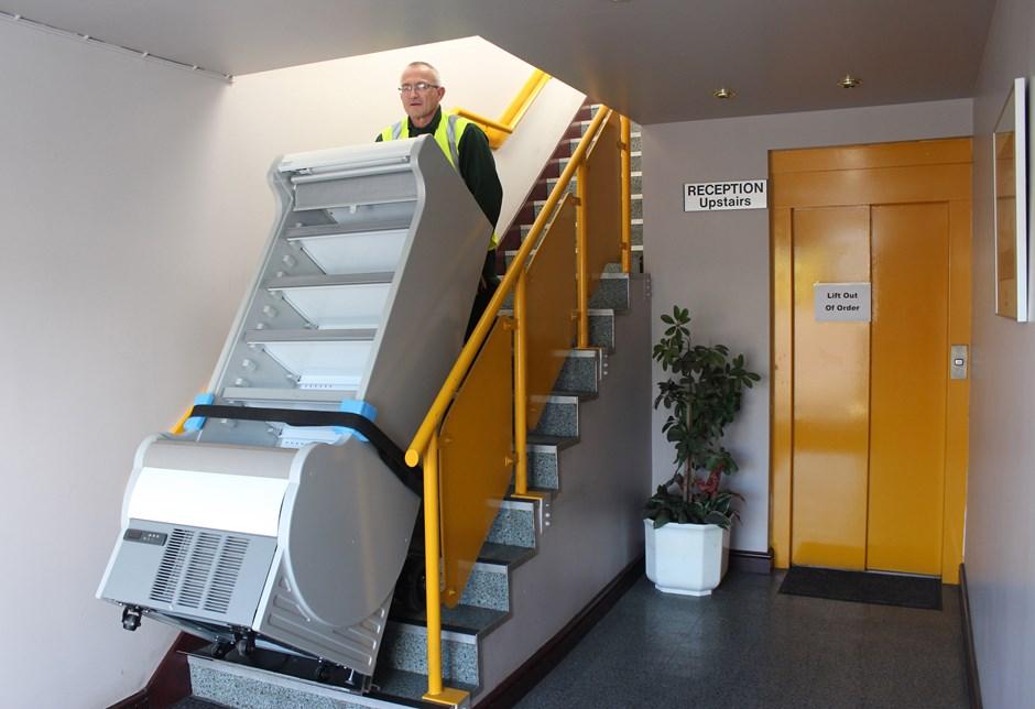 Hadfields Transport Distribution Of Refrigeration Equipment