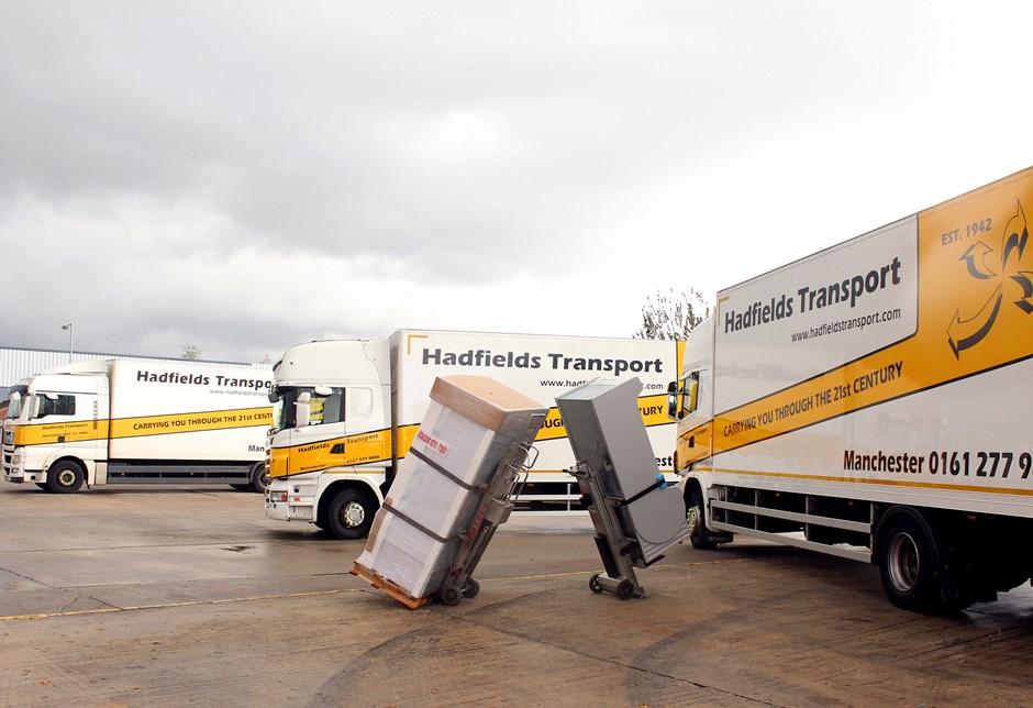 Hadfields Transport Warehousing